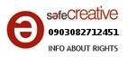 Safe Creative #0903082712451