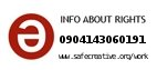 Safe Creative #0904143060191