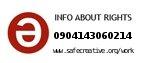 Safe Creative #0904143060214