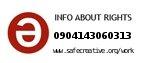 Safe Creative #0904143060313