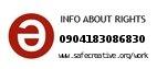 Safe Creative #0904183086830