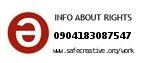Safe Creative #0904183087547