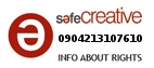 Safe Creative #0904213107610