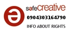 Safe Creative #0904303164790