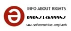Safe Creative #0905213699952