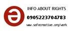 Safe Creative #0905223704783