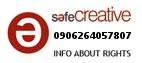 Safe Creative #0906264057807