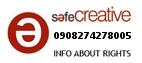 Safe Creative #0908274278005