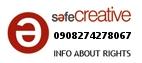Safe Creative #0908274278067