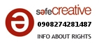 Safe Creative #0908274281487
