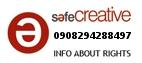 Safe Creative #0908294288497