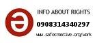 Safe Creative #0908314340297