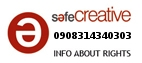 Safe Creative #0908314340303