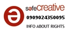 Safe Creative #0909024350095