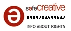 Safe Creative #0909284599647