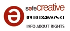 Safe Creative #0910184697531