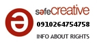 Safe Creative #0910264754758