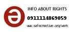Safe Creative #0911114869059