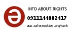 Safe Creative #0911144882417