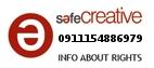 Safe Creative #0911154886979