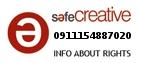 Safe Creative #0911154887020