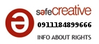 Safe Creative #0911184899666