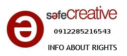 Safe Creative #0912285216543