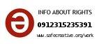 Safe Creative #0912315235391