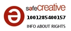 Safe Creative #1001285400157