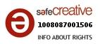 Safe Creative #1008087001506