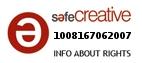 Safe Creative #1008167062007
