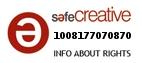 Safe Creative #1008177070870