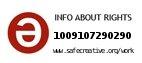 Safe Creative #1009107290290