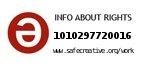 Safe Creative #1010297720016