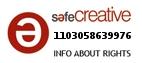 Safe Creative #1103058639976