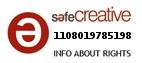 Safe Creative #1108019785198