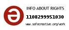 Safe Creative #1108299951030