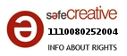 Safe Creative #1110080252004