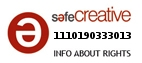 Safe Creative #1110190333013