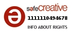 Safe Creative #1111110494678