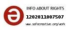 Safe Creative #1202011007507