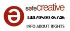 Safe Creative #1402050036746