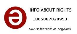 Safe Creative #1805087020953