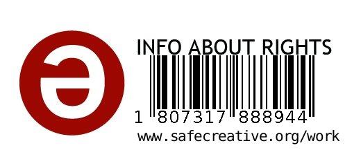 Safe Creative #1807317888944