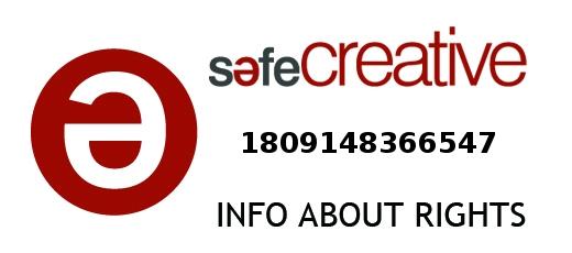 Safe Creative #1809148366547
