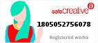 Safe Creative #1805052756078