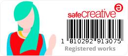Safe Creative #1810292913075