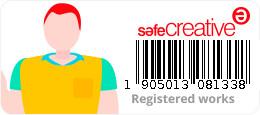 Safe Creative #1905013081338