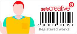 Safe Creative #2003013310393