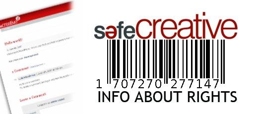 Safe Creative #1707270277147
